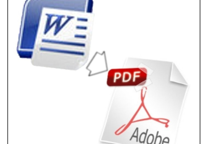 how to change pdf file to word doc