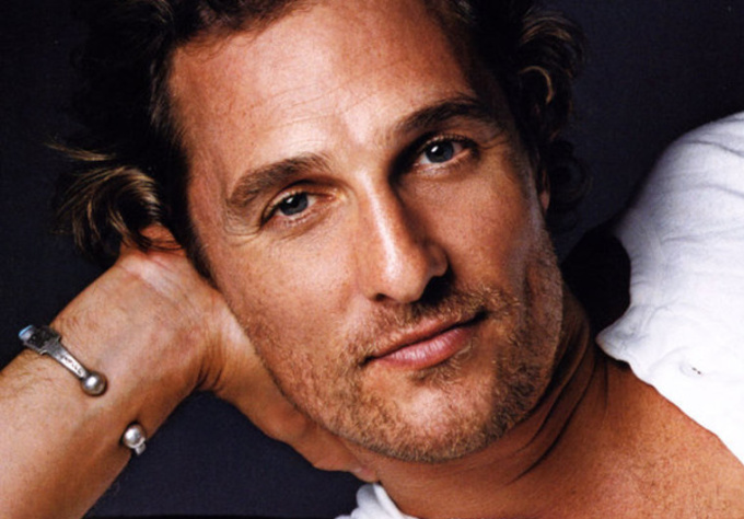 call and wish anyone you want a Happy Birthday as Matthew McConaughey