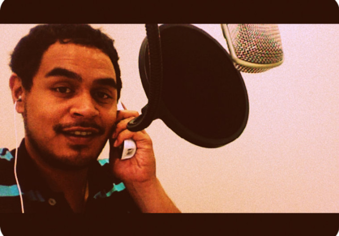 record a professional voice over for your TELEPHONE system