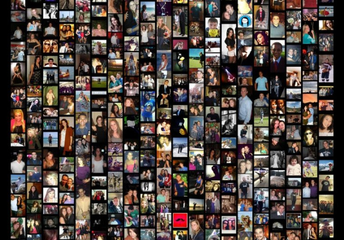 how to create quick collage in facebook