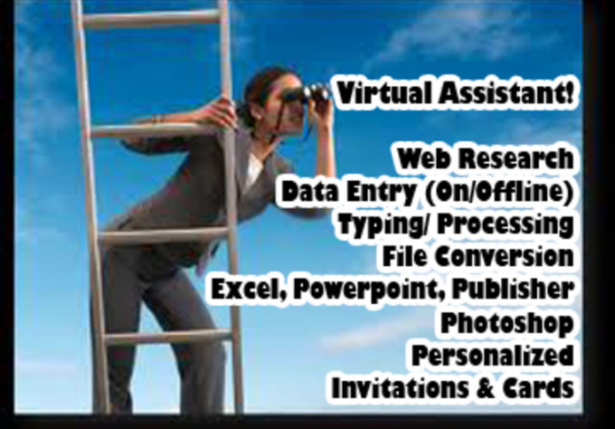 do your 2 hours data entry, collection and web research
