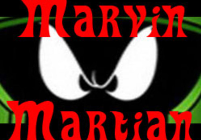 imitate voice of marvin  martian