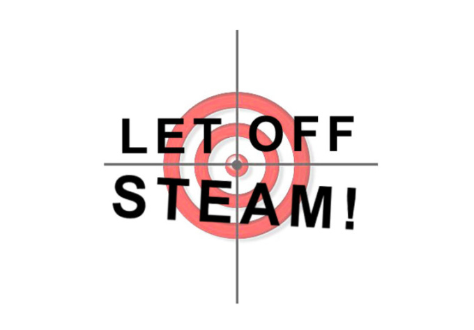 create a personalized computer game for you to let off steam
