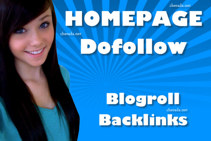 give for a month 10 homepage dofollow backlinks from 10 sites pr1 to pr2 low obl