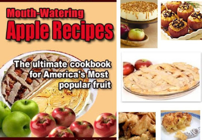 give you Ultimate Cookbook for Mouth Watering Apple Recipes