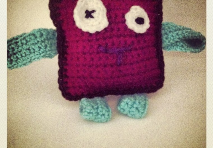 crochet you a cute Monster Pal