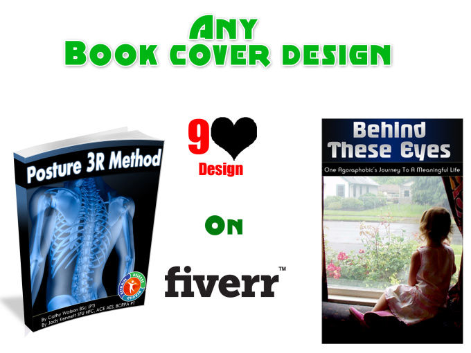 Kindle Book Cover Design Specs : Design book cover e kindle report with
