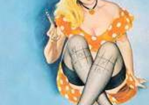 send you 160 pinup girl posters