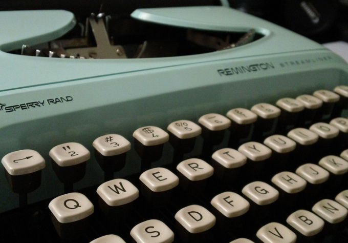 typewrite up to 50 words on my antique typewriter and mail it to you