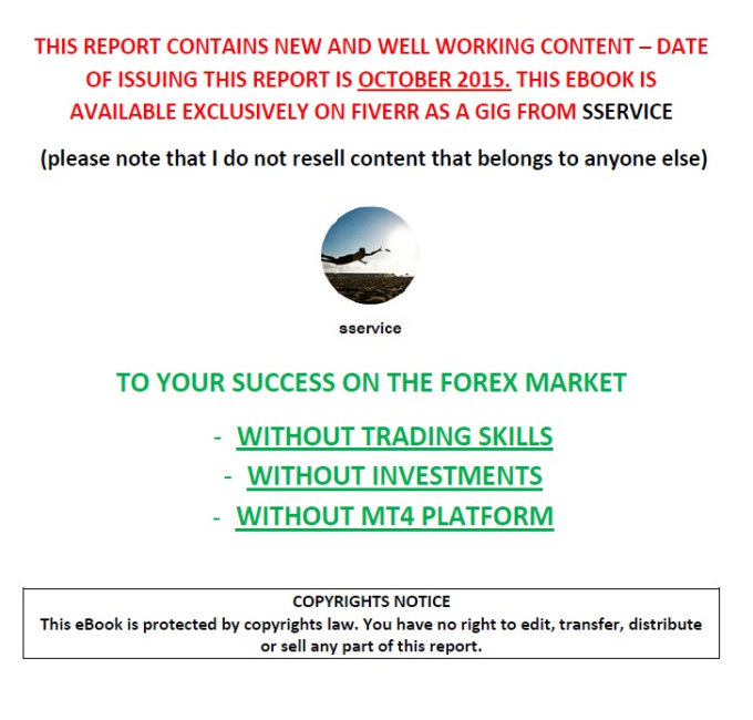 Trade forex easy way