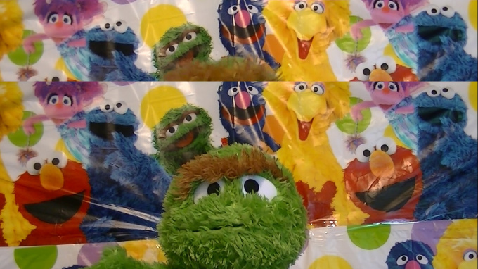 get KERMIT to sing happy birthday to you