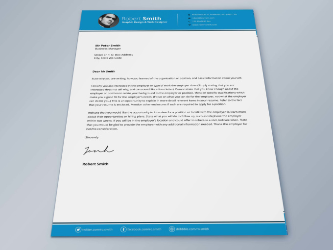 edit a creative resume template for you fiverr