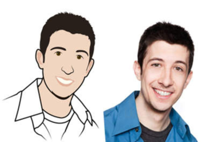 make a Cartoon Portrait of you