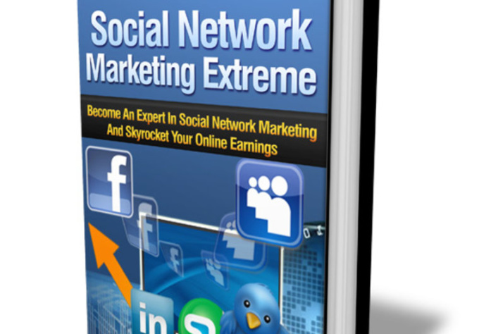 give you Social Network Marketing Extreme eBook plus Audio Course with Master Resale Rights