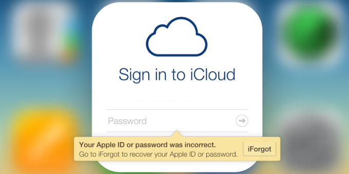 how to delete icloud if you forgot password
