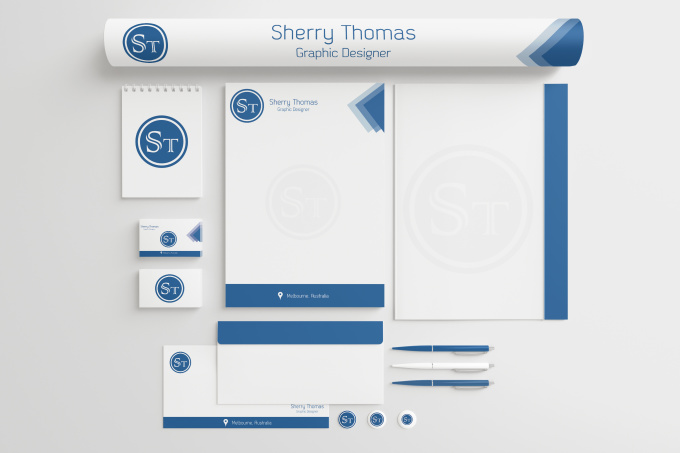 how to create a corporate identity