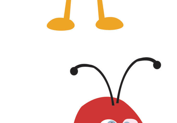 illustrate your childrens book pages in Adobe Illustrator