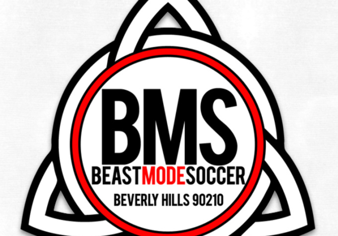 create a new or redesign a soccer logo