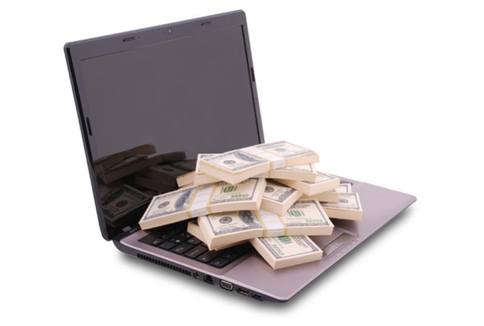 give you 100 eBooks about making MONEY online
