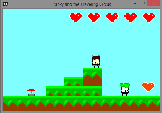 create your very own game for PC