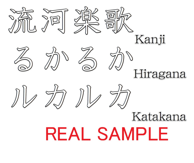 Hiragana Class: Name Your Japanese Name In Kanji,Katakana And Hiragana