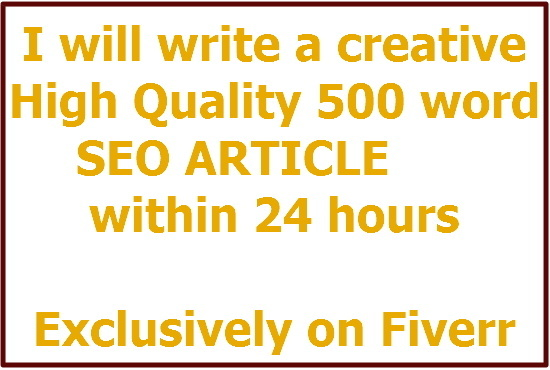 How to Write a Short Article Under 500 Words