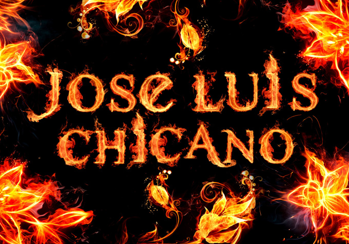 create Ultra Full HD Fire Text Effect