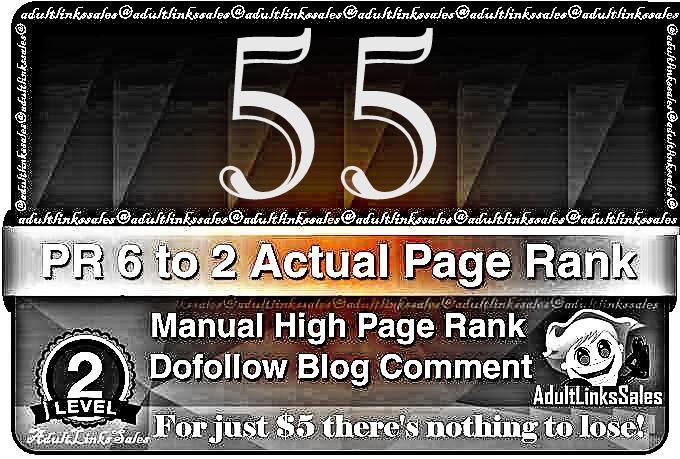 do 55 High PR 2PR7 3PR6 10PR5 20PR4 20PR3 blog comment link on Unique  in 1 Days