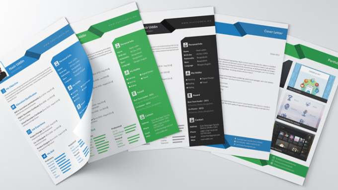 design write or optimize your resume or cover letter fiverr