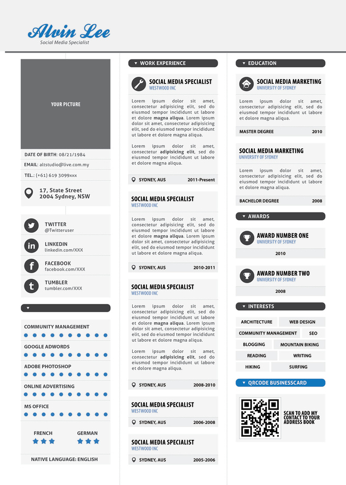 fiverr resume template by provide you cv template fiverr fiverr resume