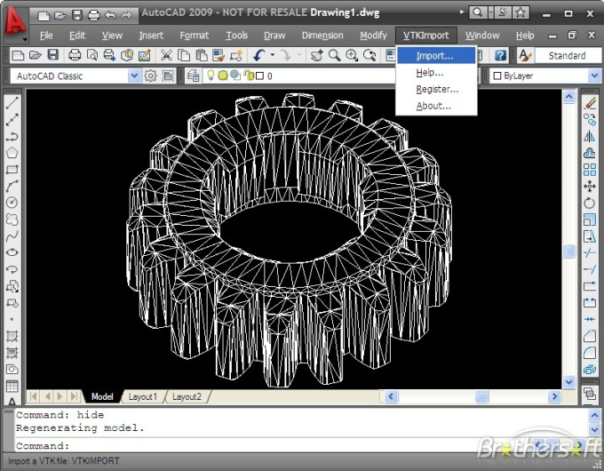 design any autocad work