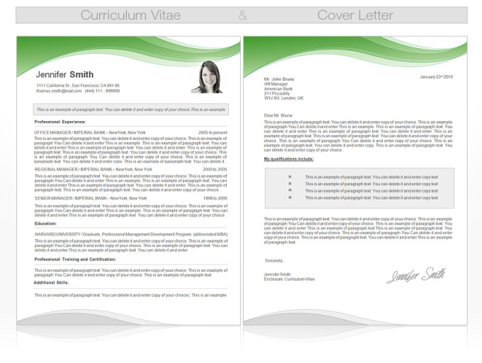 write or edit resume cv and cover letter fast