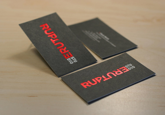 design really ATTRACTIVE Business Cards