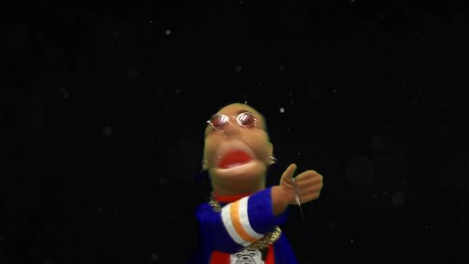 puppets lipsing gig for arokasi A