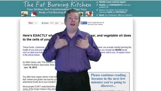 Fat Burning Kitchen