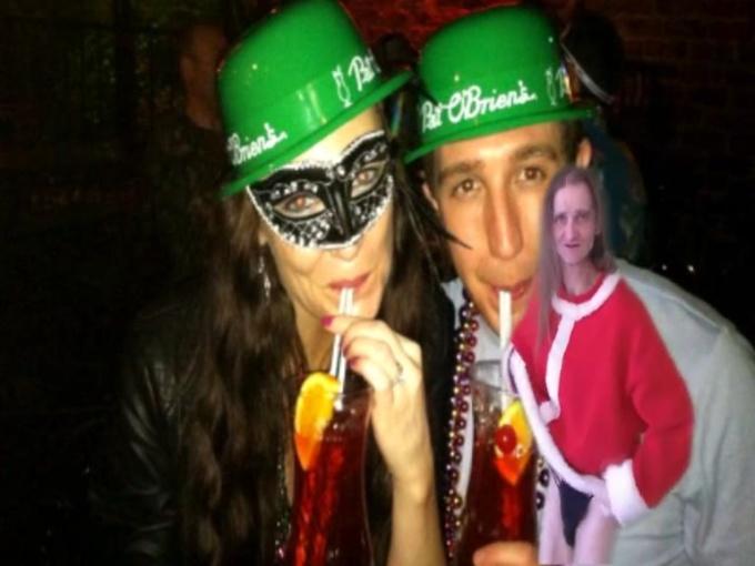 Megan and Phil