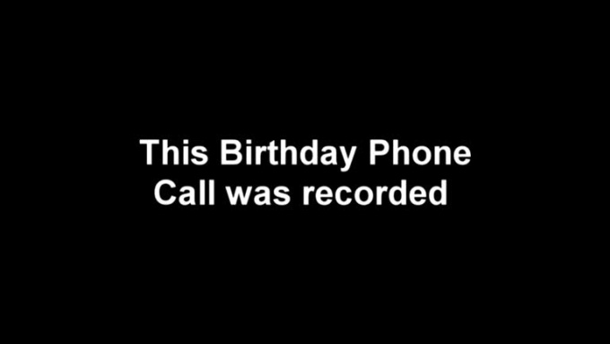 Obama Birthday Call - Jenna