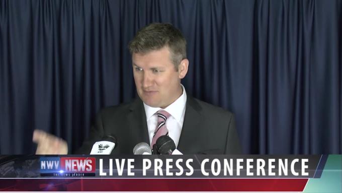 Patrick santos attorney press conference