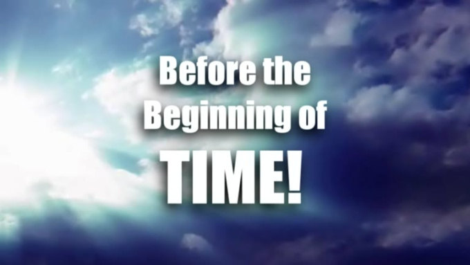 Beginning of time  -  Angie