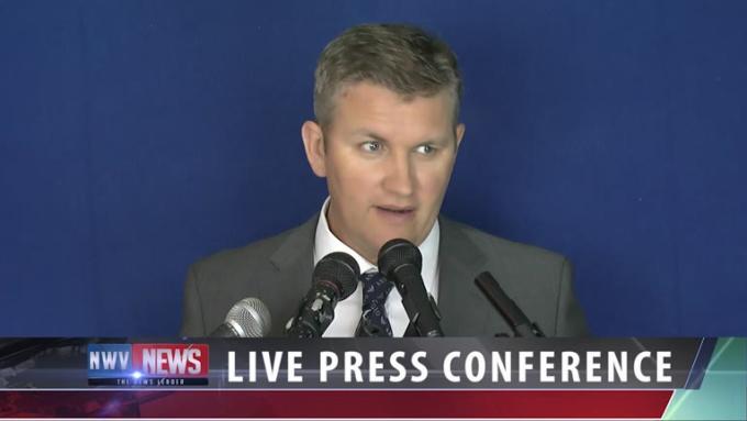 Tarot press conference