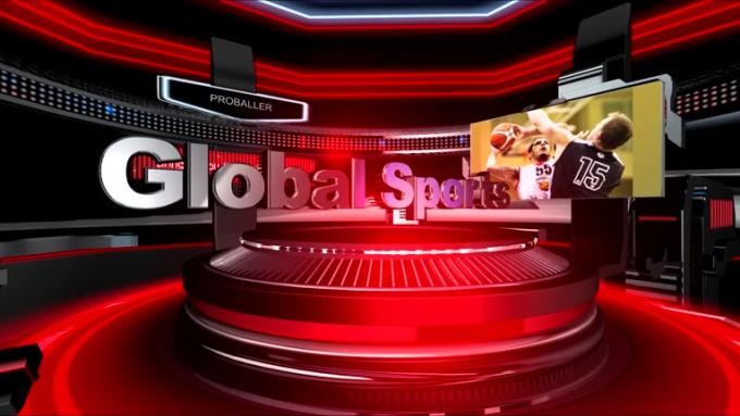 Arena Slides Presentation Video onesportsdiva