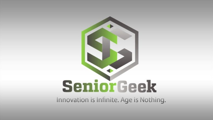 Senior Geek Logo