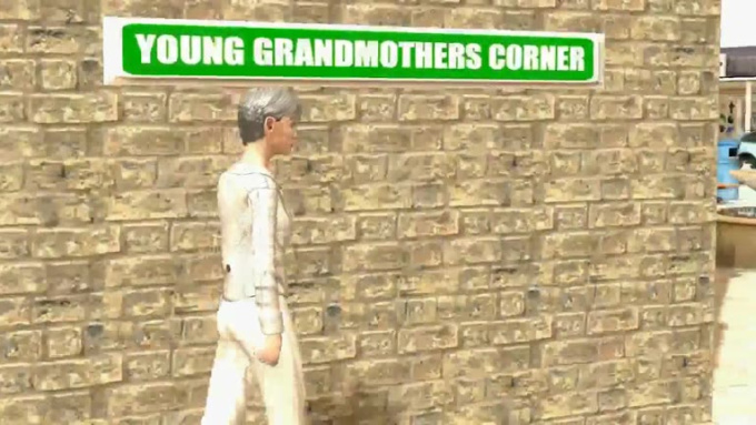 Granny-Corner-Ambient-Sounds-Only