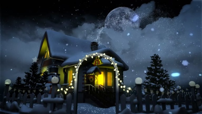 Christmas Greeting Full HD_1080p