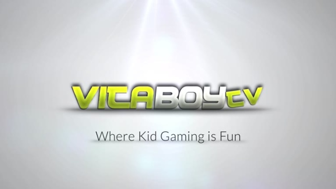 VitaBoy with Text Intro