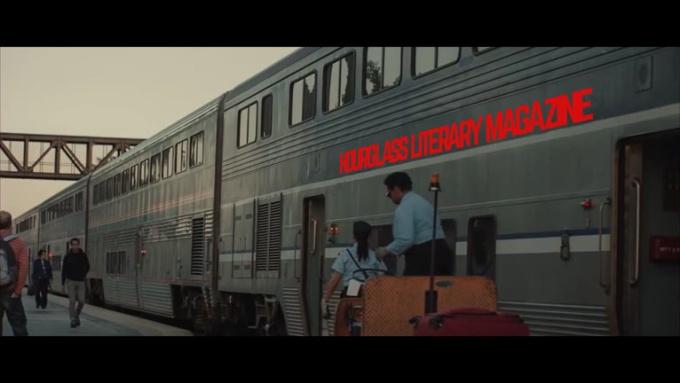 train HOURGLASS LITERARY MAGAZINE 2 720p