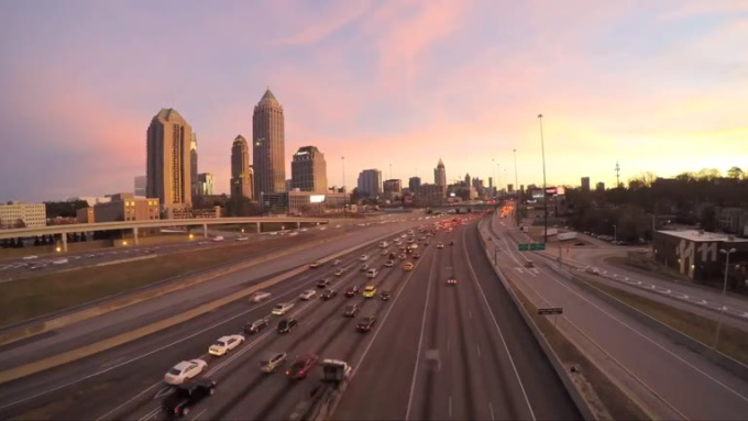 Atlanta Timelapse