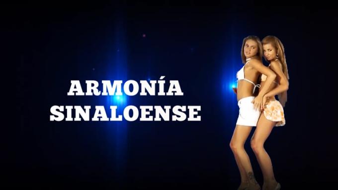 two girls dance ARMONIA SINALOENSE 720p