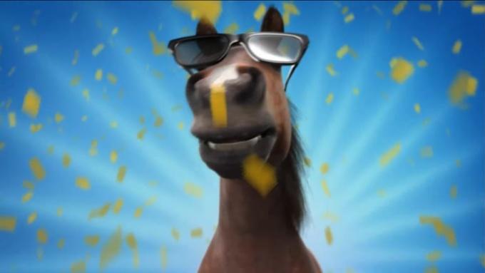 Funny Horse - mfarias