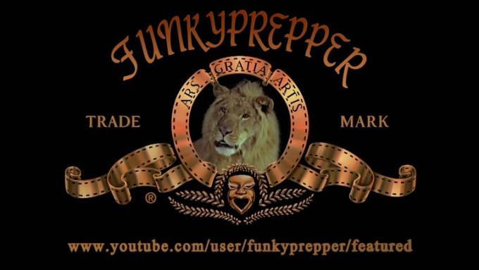 funkyprepper video intro